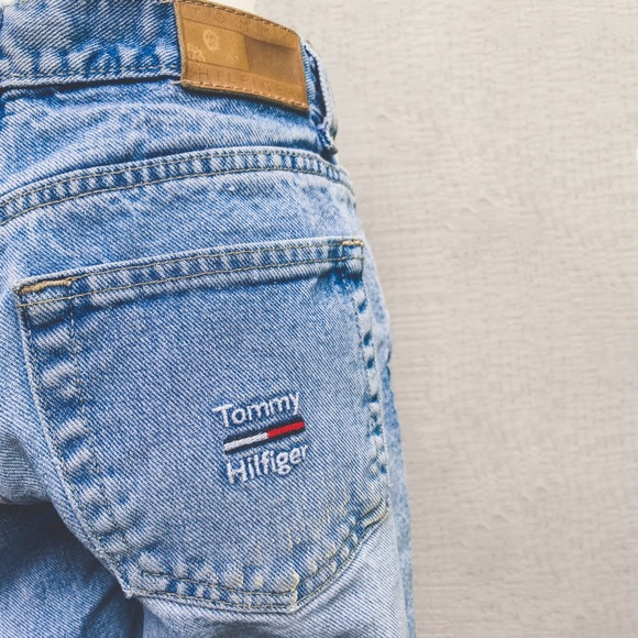 Vintage Denim - Vtg 90's Tommy Hilfiger Jeans